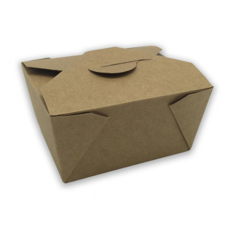 Caja Take Away Kraft...