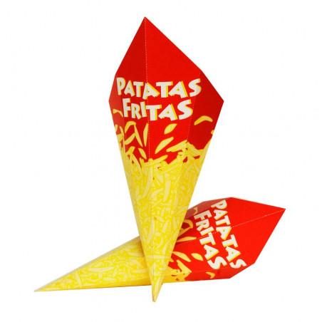 Cono Fritos Gran Cartón...