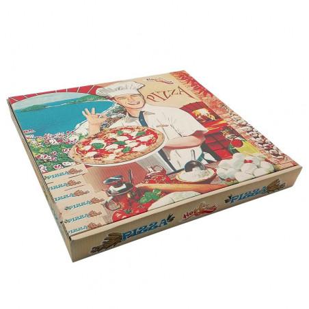 Caja Pizza 240x240x40mm