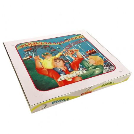 Caja Pizza 500x500x50mm