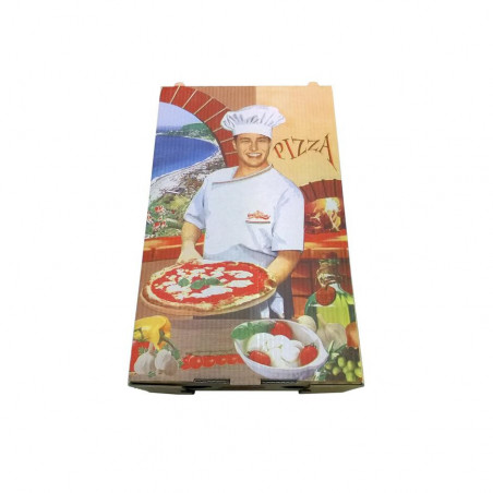 Caja Pizza Calzone...