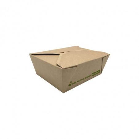 Caja Take Away Kraft 100%...