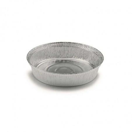 Envase Circular de Aluminio...