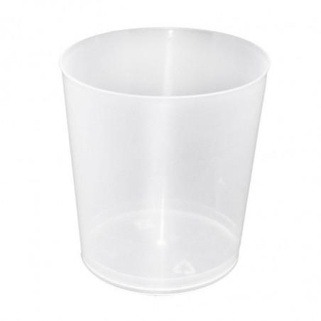 Vaso de Mini Translúcido...
