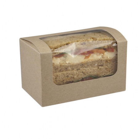 Caja Sándwich Celulosa Con...