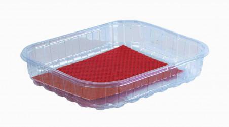 Envase Frambuesas rPET 125g...